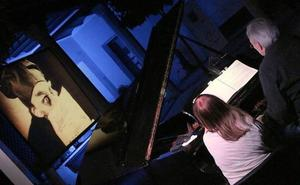 Viaje a los orígenes de la relación ya indivisible entre música y cine