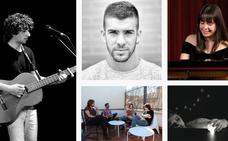 Récord de participación en el concurso de cantautores de las Jornadas 'Sabina por aquí'