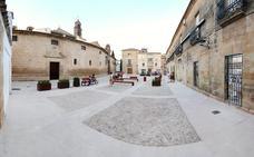 Inaugurada la plaza de Santa Clara tras unas completas obras de remodelación