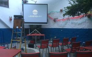 'La Tetería' se convierte un año más en cine de verano