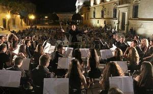 La música de la AMU viaja hasta la localidad de Salobreña