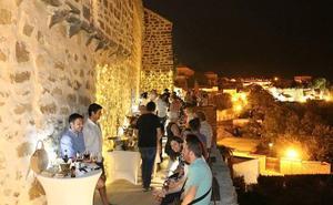 Gastronomía de temporada frente al atardecer del valle del Guadalquivir
