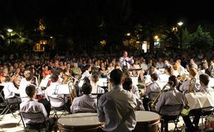 La AMU lleva la música a las plazas con sus ciclos de verano