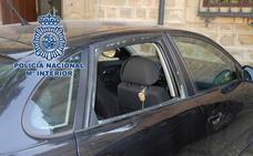 Detenido en Úbeda por 17 robos en coches