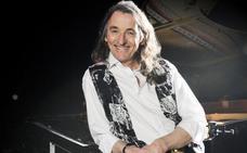 Expectación y muchos nervios ante el concierto del cantante Roger Hodgson