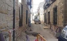 El Ayuntamiento de Úbeda actúa en el pavimento y la infraestructura de la calle Arjona