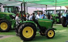 Mayor espacio de exposición en la Feria de Maquinaria Agrícola