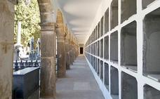 Concluyó la rehabilitación en la galería este del primer patio del cementerio