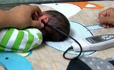 El hospital de Úbeda realizó en el primer semestre 508 pruebas a bebés para detectar problemas auditivos