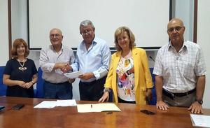 Voluntarios de Cáritas acompañarán a enfermos que estén solos en el hospital de Úbeda
