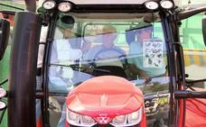 Apuesta por la innovación y la calidad en el olivar durante la Feria de Maquinaria Agrícola