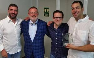 Premio para Cinefan Úbeda en el Festival de Cine Fantástico de la Costa del Sol
