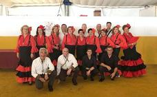 Premio en Écija para el coro ubetense Los Romeros de Santiago