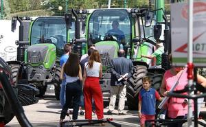 Balance positivo de la Feria de la Maquinaria Agrícola en cuanto a volumen de negocio
