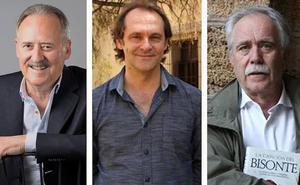 Jorge Molist, Sebastián Roa y Antonio Pérez Henares pasarán por el Certamen de Novela Histórica