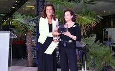 Homenaje a la empresa ubetense Interiorismo Trinidad en Intergift Madrid