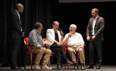 Una gala desgranó en clave de humor el contenido de la Muestra de Teatro de Otoño