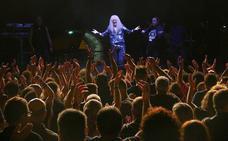 Noche de rock andaluz y de canciones convertidas en himnos
