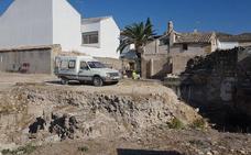 Proyecto de puesta en valor de las excavaciones arqueológicas en los patios de Santo Tomás