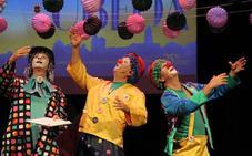 Los Salpiñoni exprimieron el lado más divertido de la feria durante su pregón