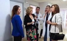 100.000 euros para mejorar la eficiencia energética y la accesibilidad del hospital de Úbeda