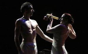 Danza y humor para abrir el Festival de Clown y Circo de Úbeda 'Cucha de Otoño'