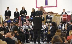 Concierto por el quinto aniversario de la Sociedad Filarmónica Nuestra Señora de Gracia