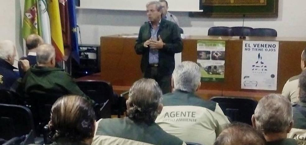 Agentes de Medios Ambiente y efectivos del Seprona se forman en la detección de cebos envenenados