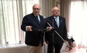 La Casa de Jaén en Granada premió a la Asociación Amigos de la Música de Úbeda