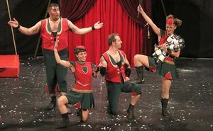 'The Troupers', mucho más que un espectáculo circense