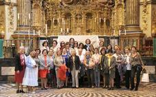 Reunión en Úbeda de la promoción 66/69 de la Escuela de Magisterio de Jaén