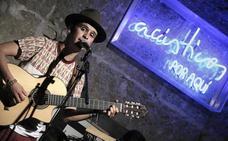 Juandas regresó a San Lorenzo con sus nuevas canciones bajo el brazo