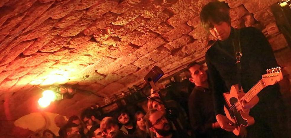 Música en directo para presentar en Úbeda el festival Underblues de Jaén