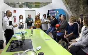 Quinta sesión del Club de Cata 'Olivar y Aceite', pionero en la provincia