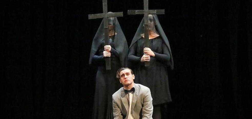 Las últimas horas de Lorca y una versión de 'Hamlet' en la Muestra de Teatro