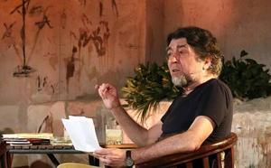 Un nuevo poemario de Joaquín Sabina a beneficio del proyecto cultural de San Lorenzo