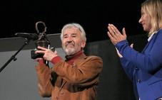 El actor José Sacristán recibió el Premio Nacional de Teatro 'Antero Guardia'