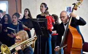 El Festival de Música Antigua acercó uno de sus conciertos a los pacientes del hospital San Juan de la Cruz