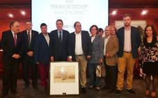 La Unión de Úbeda, premio al 'Mejor aceite de oliva virgen Dcoop ecológico'