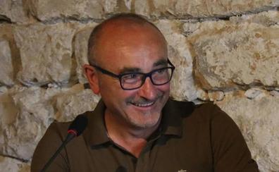 Presentación de 'Padre serenísimo', segunda novela de Luis Foronda