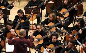 Ciclo de conciertos del Conservatorio Profesional de Música 'María de Molina'