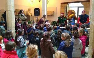 Actividades familiares en el Museo Arqueológico para celebrar la Navidad