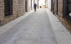 Concluyeron las obras de remodelación de la calle Arjona
