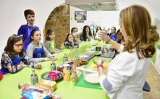 Meriendas saludables para los pequeños con el aceite de oliva virgen extra como protagonista