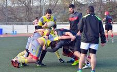 El rugby solidario regresó a Úbeda por Navidad