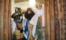 Todo está preparado para la llegada de los Reyes Magos de Oriente