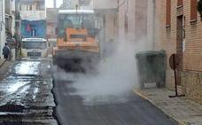 A licitación el asfaltado y pavimentación de diversos puntos de Úbeda y sus pedanías