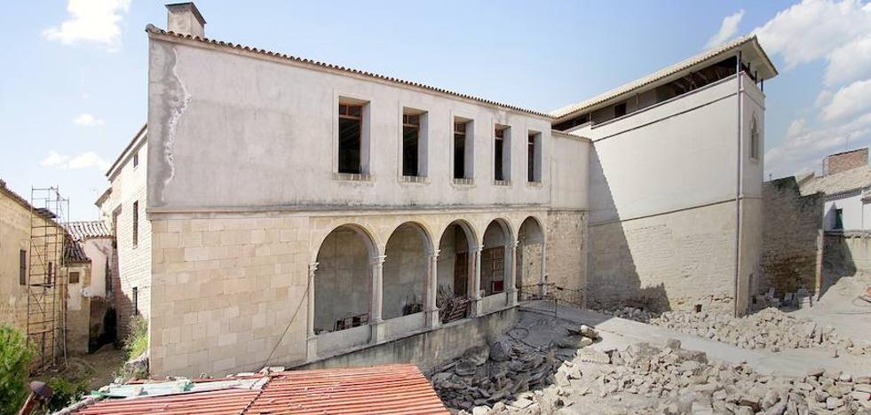 El PP tacha de «cheque en blanco» la propuesta de convenio con la Casa Ducal de Medinaceli