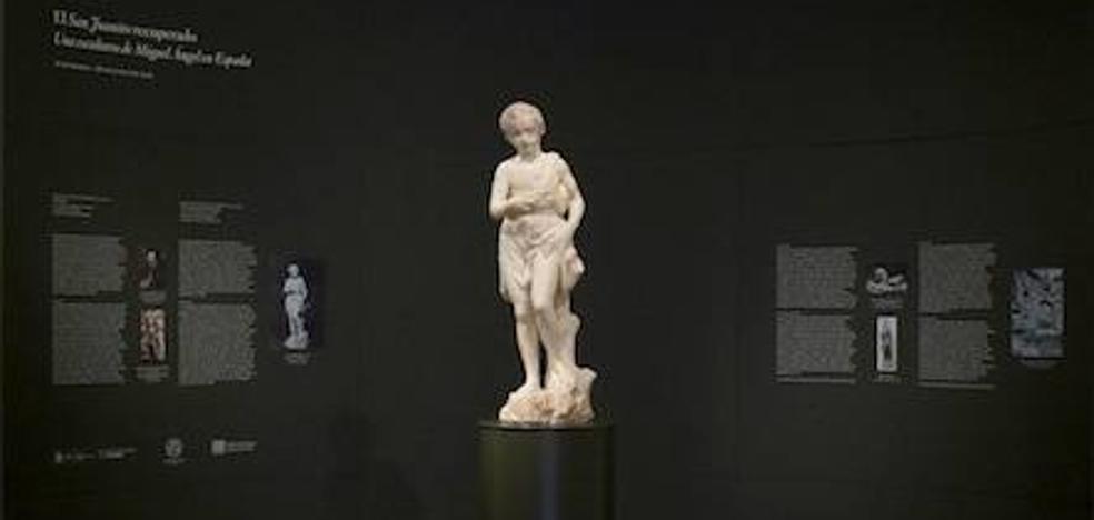 La Casa Ducal de Medinaceli reitera su voluntad de que el 'San Juanito' pueda exhibirse «lo antes posible» en Úbeda