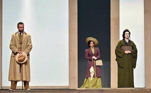 El ubetense Damián del Castillo comienza su año operístico en el Liceo de Barcelona